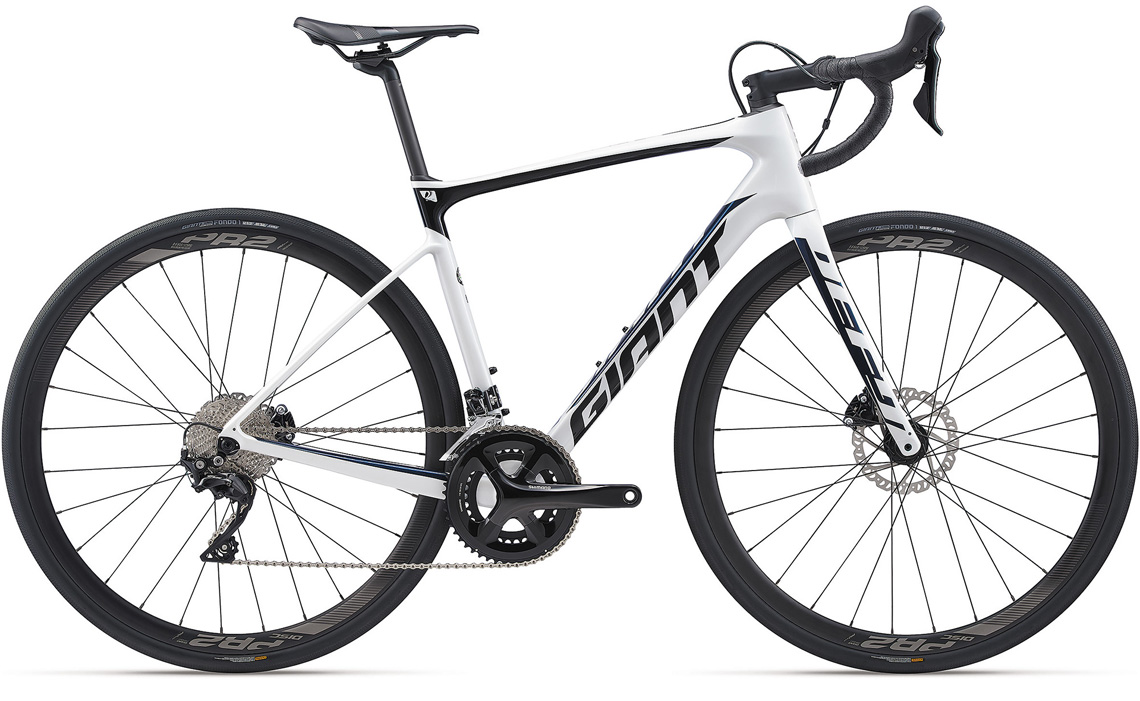 GIANT DEFY ADVANCED2 ホワイト