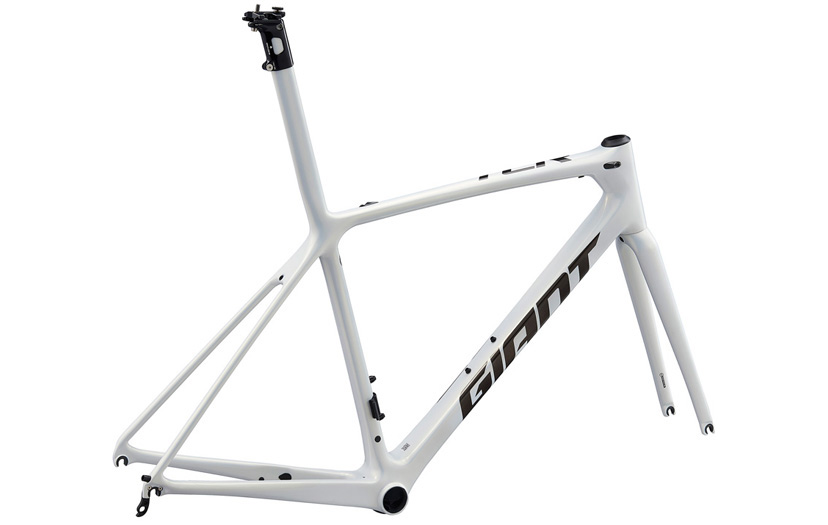 giant tcr advanced slフレームセット