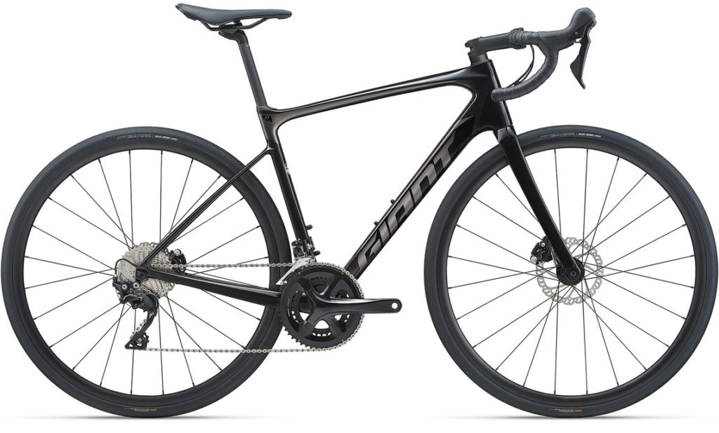 2021年GIANT DEFY ADVANCED2